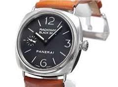 「デカ厚」の流行を作った!?高級腕時計パネライがかっこいい♪のサムネイル画像