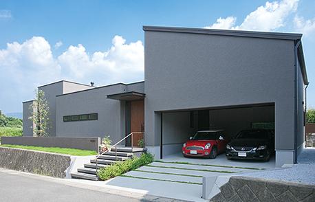 ガレージのあるマイホームを建築依頼するときのチェックポイントのサムネイル画像