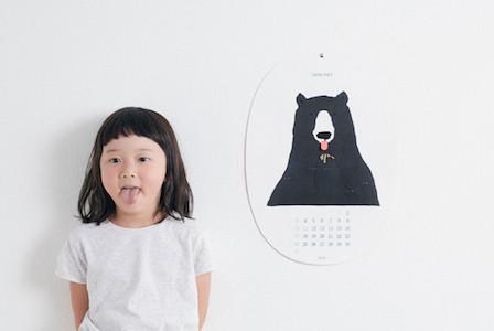機能性だけじゃない!おしゃれなカレンダーは お部屋のインテリアにのサムネイル画像