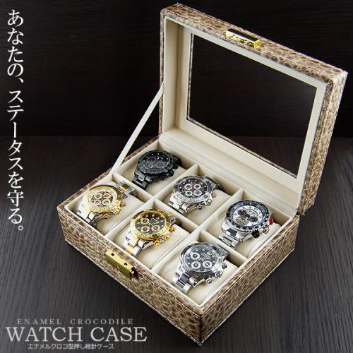 お気に入りの腕時計を収納しよう!おススメの時計ボックスを紹介!のサムネイル画像