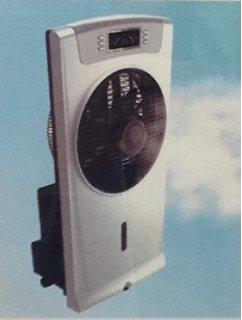 ミスト扇風機とは、細かい霧を噴射する扇風機。ミストファンです!のサムネイル画像