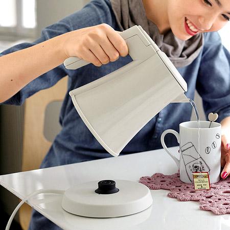 すぐに沸かせて経済的!便利な「電気ケトル」のおすすめ集♡のサムネイル画像