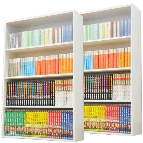 おしゃれな本棚で、すっきり片づけたい‼おしゃれ本棚画像集‼のサムネイル画像