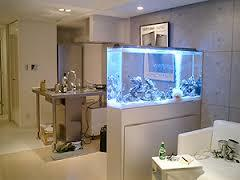 おしゃれな部屋に水槽を☆小さなアクアリウムを楽しみませんか?のサムネイル画像