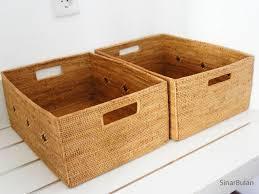 おしゃれな収納ボックスを揃えて☆インテリアを邪魔しない部屋づくりのサムネイル画像