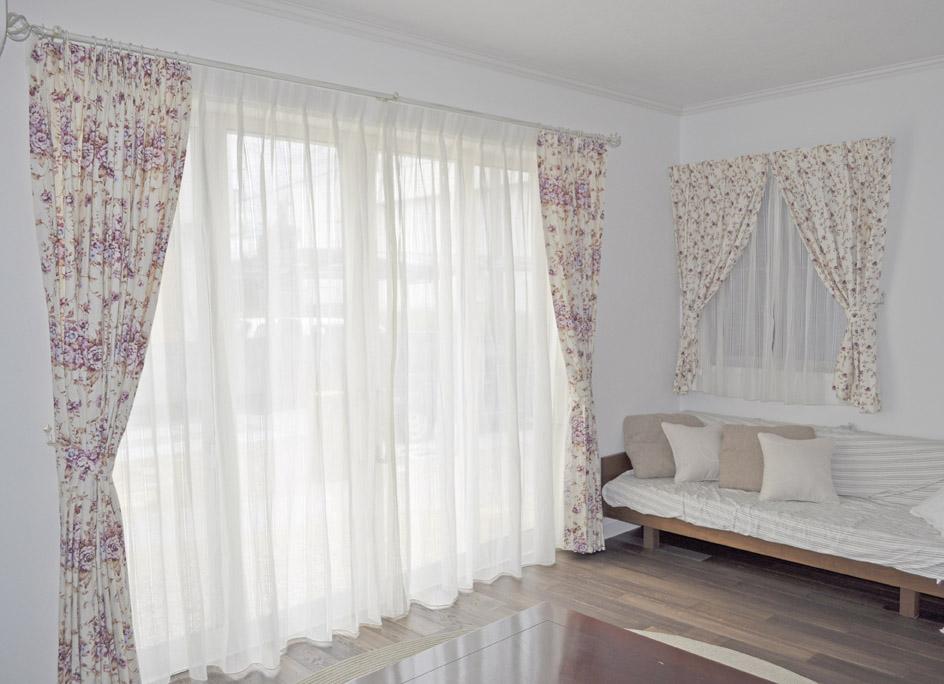 自然の風合いが楽しめるオシャレな麻のカーテンを紹介します♪のサムネイル画像