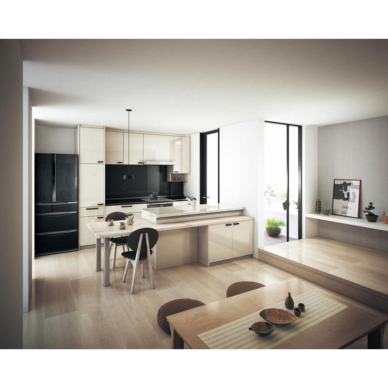 パナソニックの、システムキッチンは、素敵な製品が豊富です!のサムネイル画像
