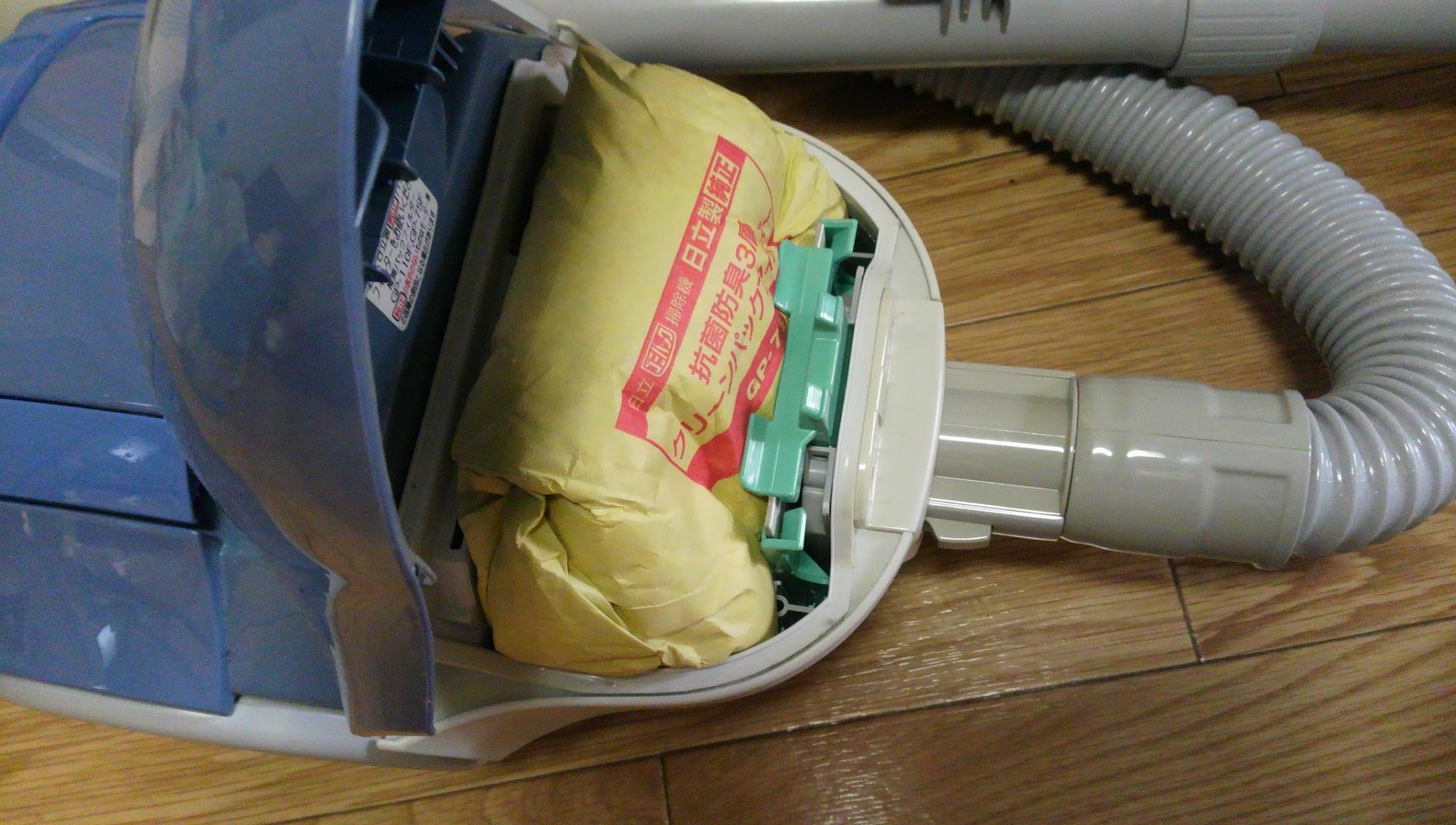 掃除機には、紙パック式とサイクロン式があります。どちらがお好み?のサムネイル画像