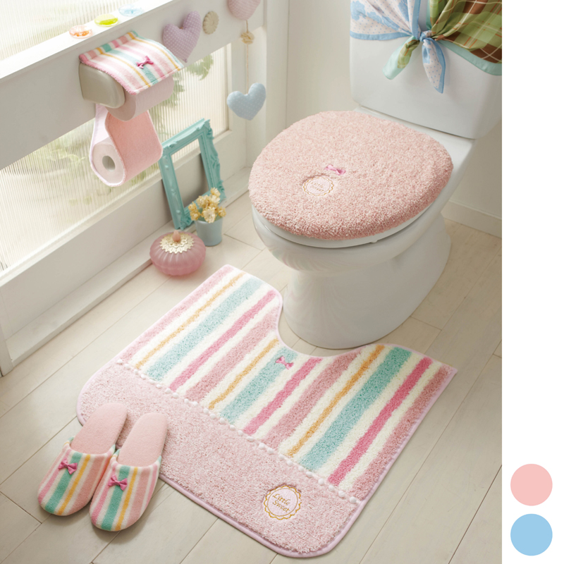 おしゃれな雑貨で☆我が家のトイレを落ち着く場所にしよう!のサムネイル画像