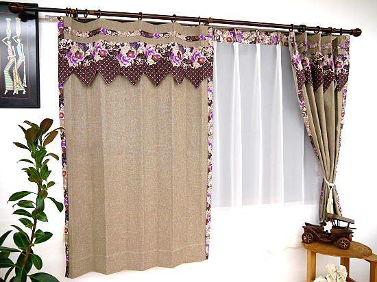 部屋の印象を決める!おしゃれなカーテンを3パターンご紹介♪のサムネイル画像