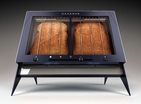 素敵すぎる!!こんな感じのおしゃれなトースターが欲しかったのサムネイル画像