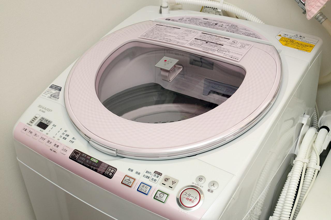 【シャープの洗濯機特集!】これはおすすめ!人気の洗濯機まとめのサムネイル画像