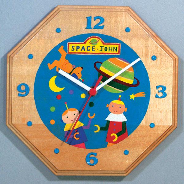こんなものまで手作り!?時計キットでオリジナル時計制作♪のサムネイル画像