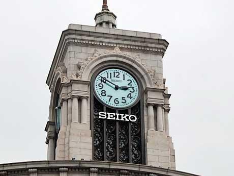 歴史あるセイコーの時計いろいろ!贈り物や買い替えにおすすめです♪のサムネイル画像