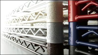 メタルラックですっきりキッチンに!メタルラックのキッチン使い集のサムネイル画像