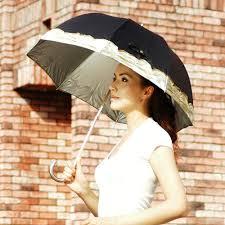日傘の遮光効果はどのくらい?日傘の色によって効果が違うの?のサムネイル画像
