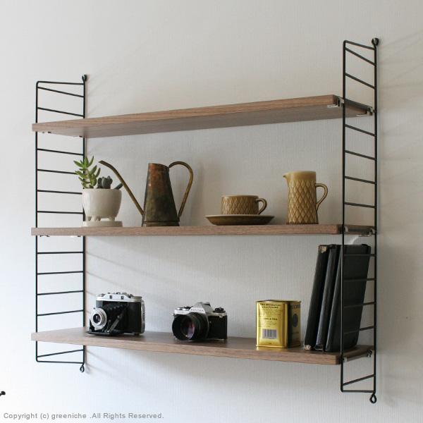 お部屋のデッドスペース有効活用、空いてる壁面に棚をつけよう!のサムネイル画像