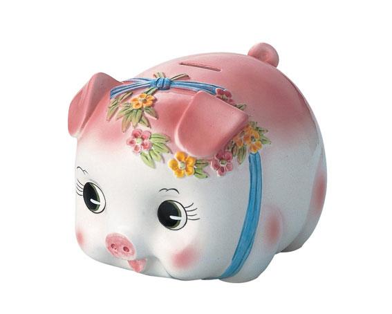 世界で一つだけ!貴方だけのオリジナル手作り貯金箱を作る!のサムネイル画像