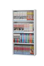 そろそろ一人暮らしをしようと思ってる人に白の本棚を紹介します。のサムネイル画像