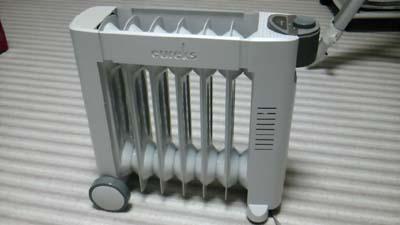 オイルヒーター、気になる価格は?おすすめ!オイルヒーターを紹介!のサムネイル画像