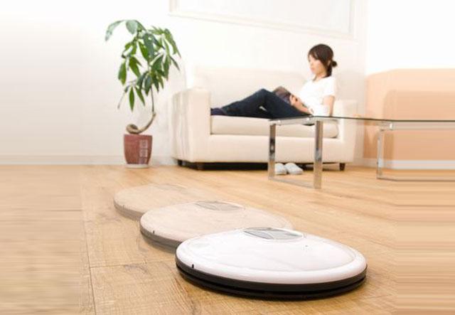 まるで我が家のメイドさん♪お掃除ロボット比較、おすすめ商品TOP6のサムネイル画像