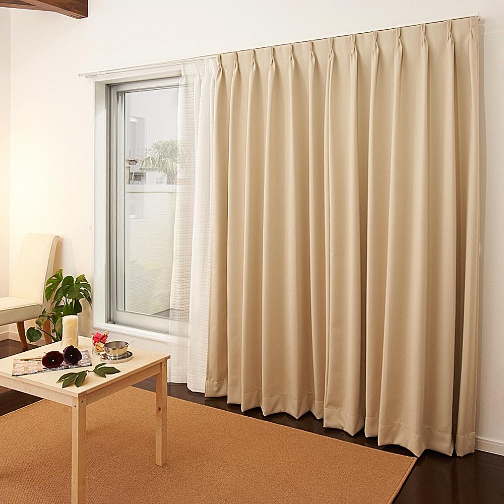 幸運を引き寄せ!カーテンを利用した風水で運気を上げる法則のサムネイル画像