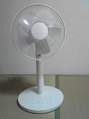 無印良品の扇風機は、夏にかっておきたい評判の扇風機があるのサムネイル画像