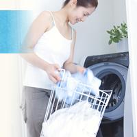 奥さん!毎日の洗濯で賢く節水できる洗濯機をご存知ですか?のサムネイル画像