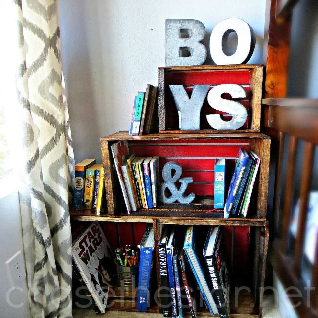 DIYを楽しみたい!オリジナルの素敵な本棚を手作りしてみませんか?のサムネイル画像
