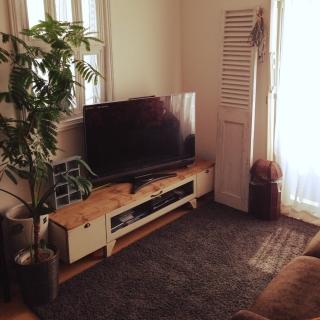 ニトリのテレビボードでいつものお部屋の印象を変えてみよう!のサムネイル画像