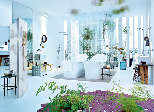 くつろぎの時間をもっと豊かに♡バスルームに素敵なインテリアを♡のサムネイル画像