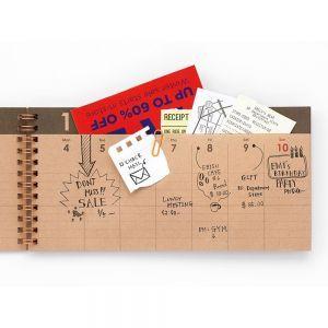 関連グッズもいっぱいそろっているミドリの手帳を使ってみよう!のサムネイル画像