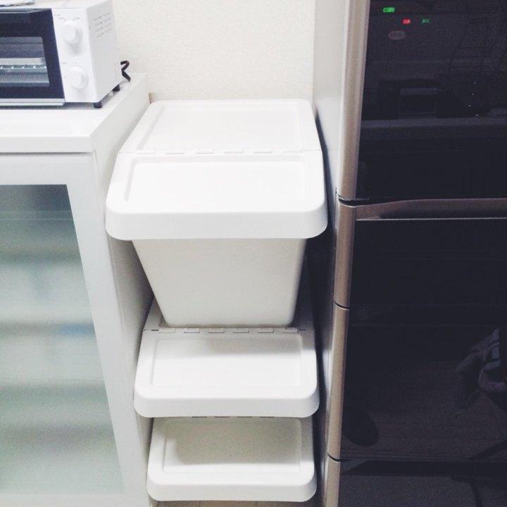 低価格なのにおしゃれ!機能性も優れているIKEAのゴミ箱特集!のサムネイル画像