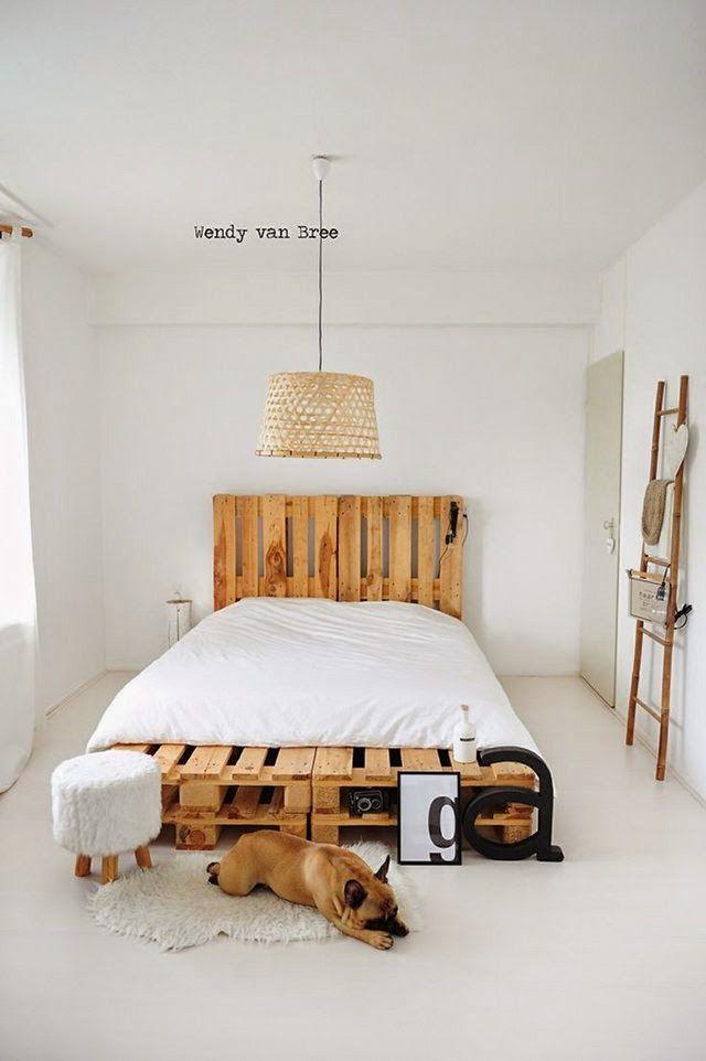 インテリアにあわせておしゃれな手作りベッドはいかがですか?のサムネイル画像