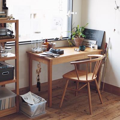 無印良品の学習机はとてもシンプル!子供にも、大人にもおすすめですのサムネイル画像