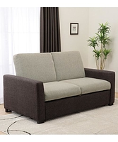 ニトリのソファーベッドで、部屋を広くし、快適に過ごそう!!のサムネイル画像