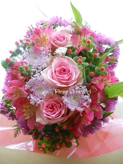 乙女のお花♡ 季節にあわせて生活にお花のアレンジメントを♡のサムネイル画像