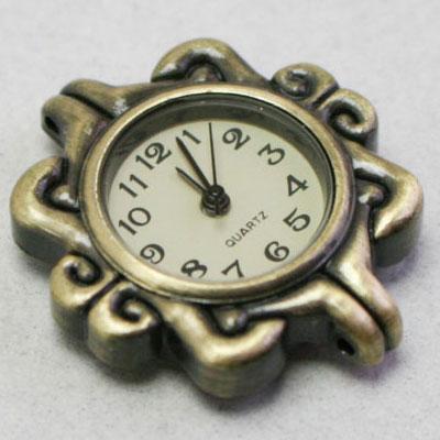 時計ムーブメントと、パーツの組み合わせで、時計作りをします。のサムネイル画像