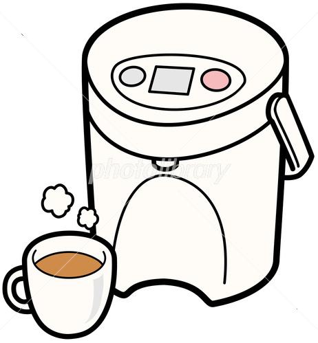 電気ポットはいつでもお湯が沸いてるから便利だけど、電気代高いの?のサムネイル画像