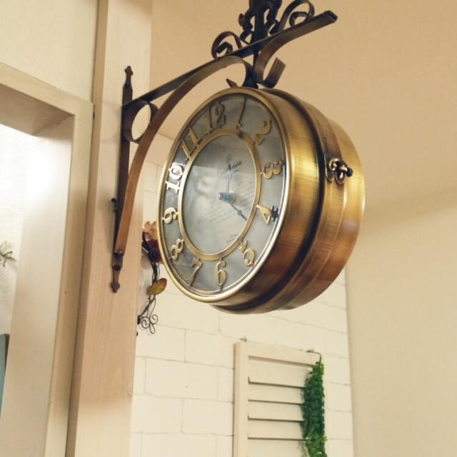 インテリアに、贈り物に、おしゃれでかっこいい壁掛け時計特集!のサムネイル画像