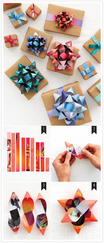 ギフトをセンスアップ♪もらって嬉しい、印象に残る包装紙と包み方のサムネイル画像