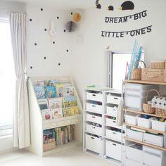 これでお部屋もすっきり♪【子供のおもちゃ収納術】を一挙公開のサムネイル画像