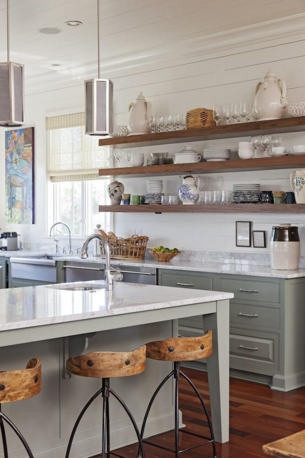 海外発のインテリア!おしゃれなキッチンをたくさん見てみたい!のサムネイル画像
