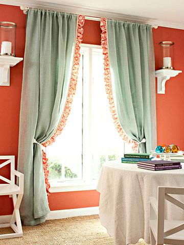 どんな部屋にしたい?!お部屋の雰囲気はカーテンの色で決まる!!のサムネイル画像