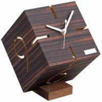 お部屋のインテリアのアクセントに♪おしゃれな置時計を紹介しますのサムネイル画像
