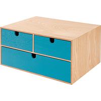 収納ボックスをうまく使って、お部屋をきれいに保ちましょう!のサムネイル画像