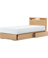 ベッドの下の収納をうまく使って、すっきりと快適なお部屋にしよう!のサムネイル画像