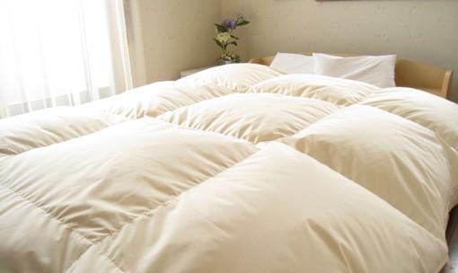 いろんな布団の種類がありますが、それぞれの洗い方知ってますか?のサムネイル画像