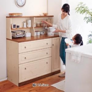 キッチン収納をうまく使って、キッチンをきれいに保とう!!のサムネイル画像