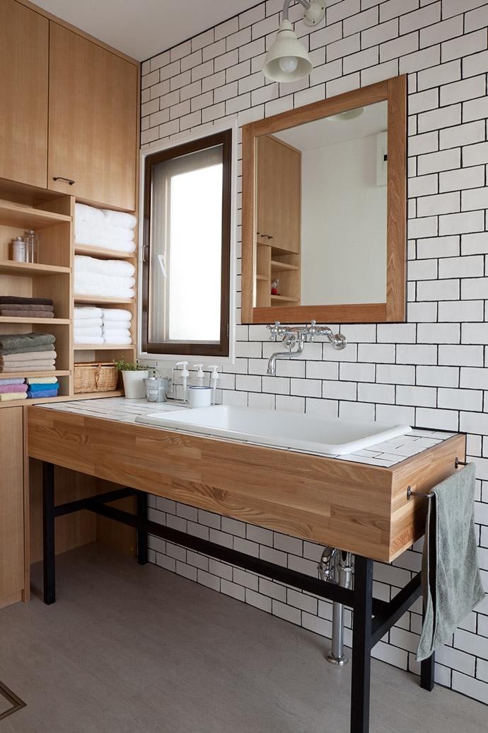 新しい生活に役立つ洗面所まわりの収納を紹介していきます。のサムネイル画像